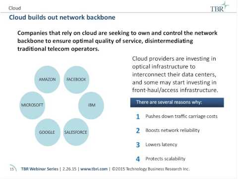 Rise of the alternative network provider: Disrupting the telecom business model