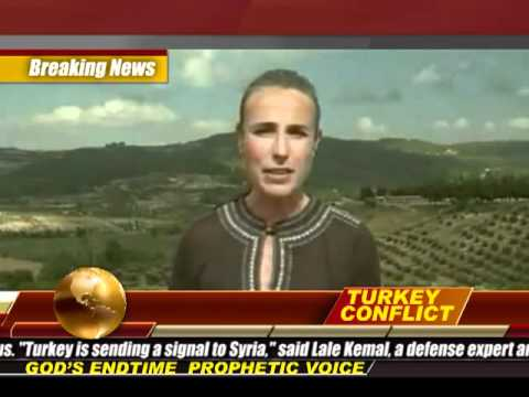 TURKEY Military Conflict October 2011