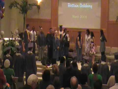 Brittain Academy | March 2009 Graduation Video 1