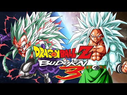 Dbzb3: Ssj5 Vegeta Vs Ssj5 Goku (duels) video