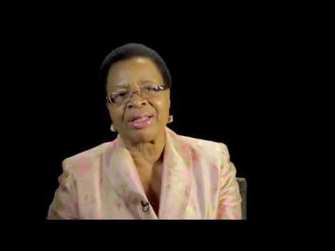 Graça Machel, member of The Elders
