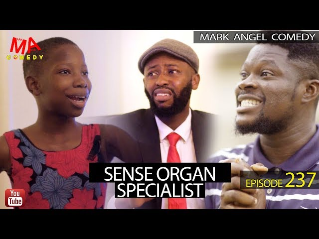 SENSE ORGAN SPECIALIST (Mark Angel Comedy) (Episode 237) thumbnail