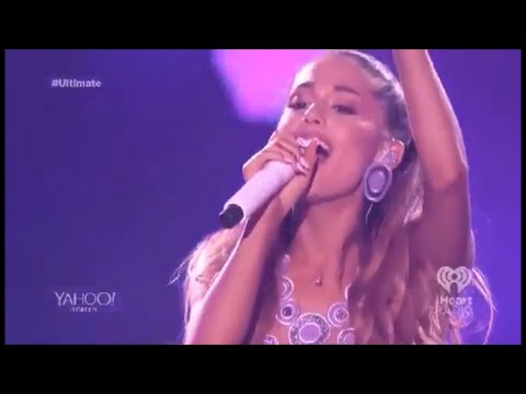 Ariana Grande vs. Mariah Carey Live Vocal Battle (Eb3 - C7)
