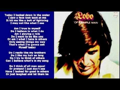 Lobo - Am I True to Myself