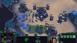 Wall down, and Everything Falls Apart - Masters TvZ - Starcraft 2 LotV