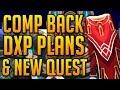 Runescape - Comp Cape Back & DXP Weekend Plans (2SPOOKED)