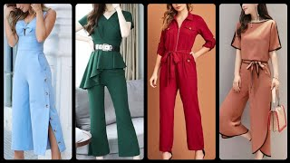Most Stylish 2020 Jumpsuits Ideas For Women To Wear In Office
