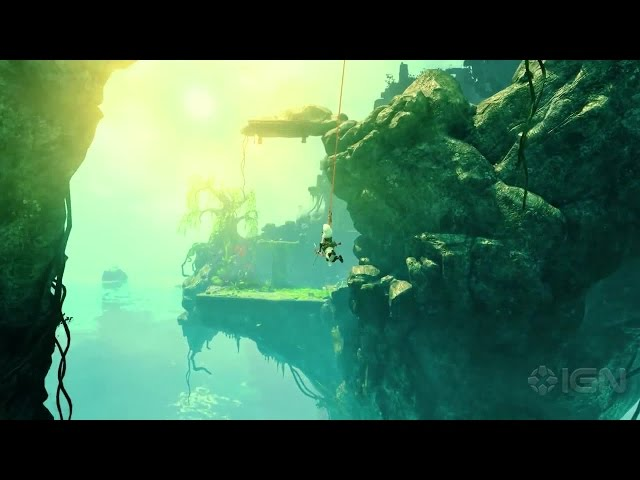 Trine 3 Coming to PC This Year