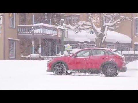 Mazda CX-3 Ice Academy