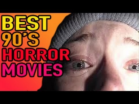 Best Horror Movies of the 90s