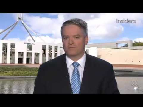 I know nothing: Mathias Cormann was unaware of AFP raid on Labor before ABC 730 program