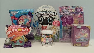 Fingerlings Hatchimals My Little Pony Care Bears - Toy Surprises Mix #78