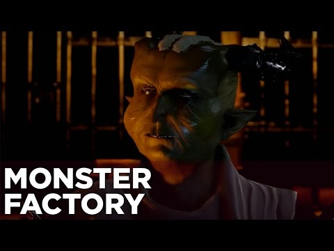 Monster Factory: Flying Through Dragon Age Inquisition with a Slime DJ