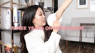 3 YEARS on Nexplanon Birth Control Implant | side effects, removal process, cost