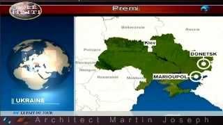 Ukraine:  La russie envisage la partition de l'ukraine  08-31-2014
