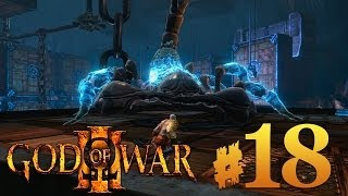 God of War 3 | #18 | Escorpión gigante! D: