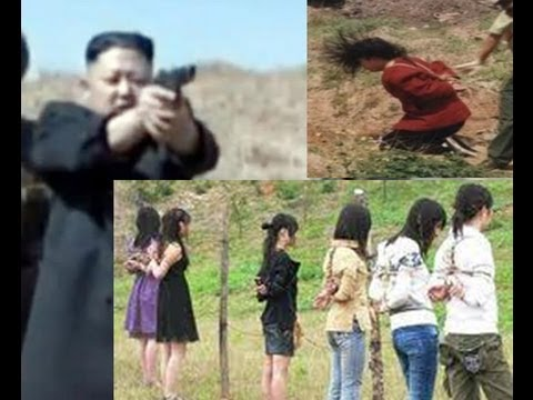 North Korean Leader Kim Jong Executes Ex-girlfriend video