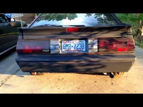 conquest tsi turbo exhaust clip