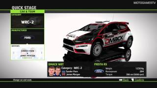 WRC 5 [PC] - All Teams and Cars