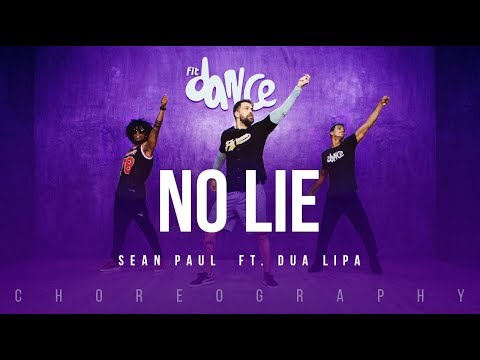 No Lie - Sean Paul  ft. Dua Lipa | FitDance Life (Choreography) Dance Video