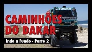 Caminhões do Rally Dakar - 02
