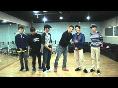 Learn The I'll Be Back Shuffle Dance With 2pm.mp4 video