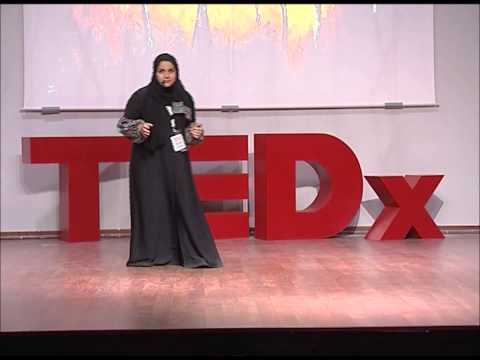 Find yourself - Youssra Mokhtar at TEDxOrubaSchool 2012
