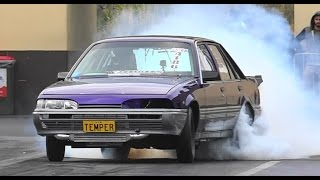 MAATOUK RACING VL TURBOS TESTING AT SYDNEY DRAGWAY 12.9.2014