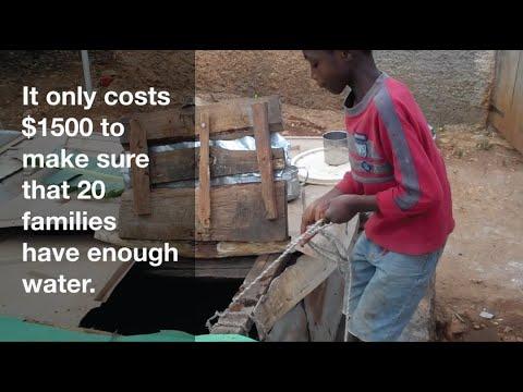 Water for Haiti