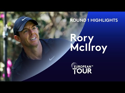 World Number 1 Rory McIlroy shoots 65 to lead in Mexico WGC-Mexico Championship