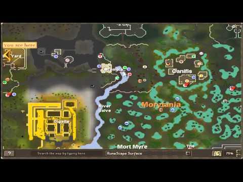 Runescape Aberrant Spectre slayer tower guide EoC!