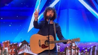 Download Lagu Britain's Got Talent 2018 Micky P Kerr Hilarious Comedic Musician Full Audition S12E06 Gratis STAFABAND