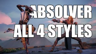 Absolver - All Four Styles