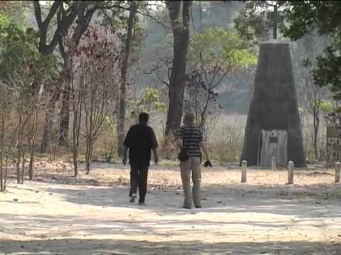 Livingstone Memorial - Zambia