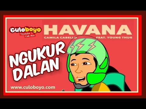 HAVANA COVER PARODY SUROBOYOAN CULOBOYO TAHUN BARU   Camila Cabello - Havana