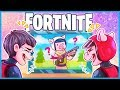 WILDCAT Reacts to his FIRST EVER GAME of Fortnite: Battle Royale! *VERY BAD*