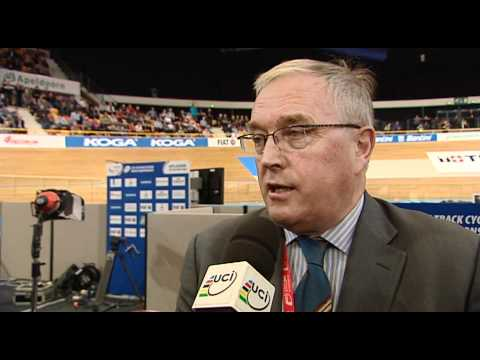 Interview with UCI President Pat McQuaid