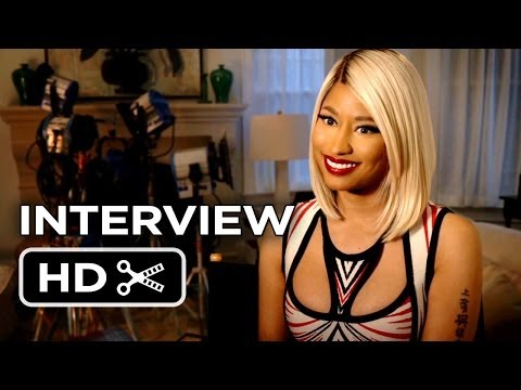 The Other Woman Interview - Nicki Minaj (2014) - Cameron Diaz Comedy Hd video