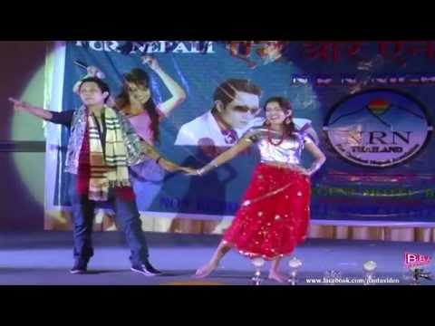 Gorkha Partan Nepali Song (prashant Tamang & Jyoti Ghimire) Nrn Night Bangkok video