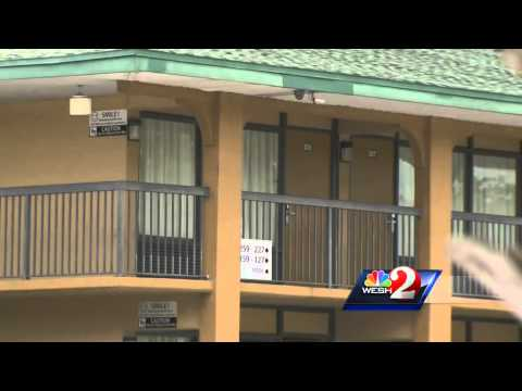 Deputies: Woman left 2 young children alone in motel for 24 hours