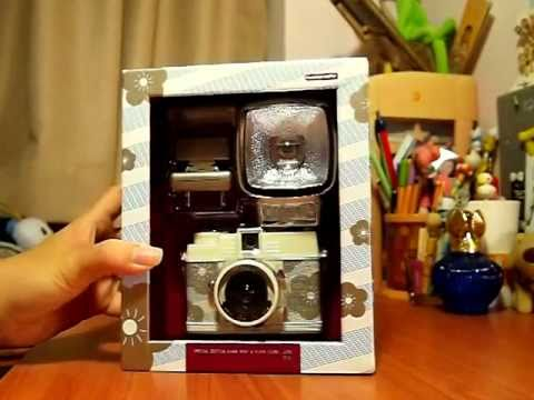 Diana Mini Jiyu Lomography Unbox Lomo