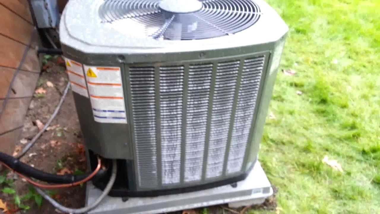 New hvac system at home youtube for New heating systems for homes