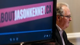 NDP launches anti-Jason Kenney website