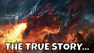 The True Story of Deathwing! - (Warcraft Lore)