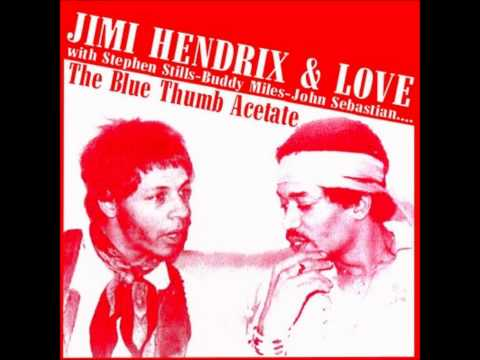 Hendrix &amp; Love - The Everlasting First