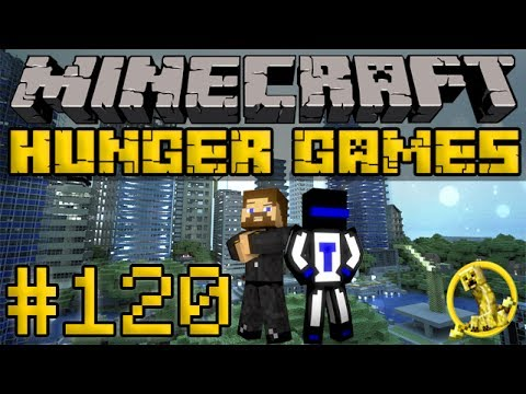 Голодные Игры #120 - Мегаполис в руинах - Minecraft Hunger Games