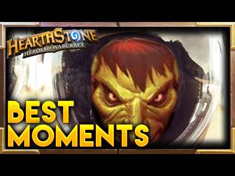 Hearthstone   Best Moments 36