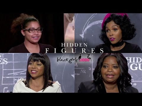 Hidden Figures | Black Girls Code Interview | 20th Century FOX