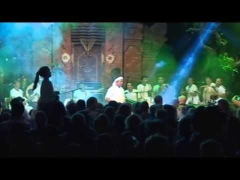 Kande tarek Pukat Bali Spirit Festival, Ubud 2014 video