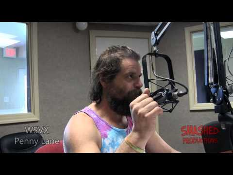 Rupert Boneham on Giant 96 A Trip With Penny Lane